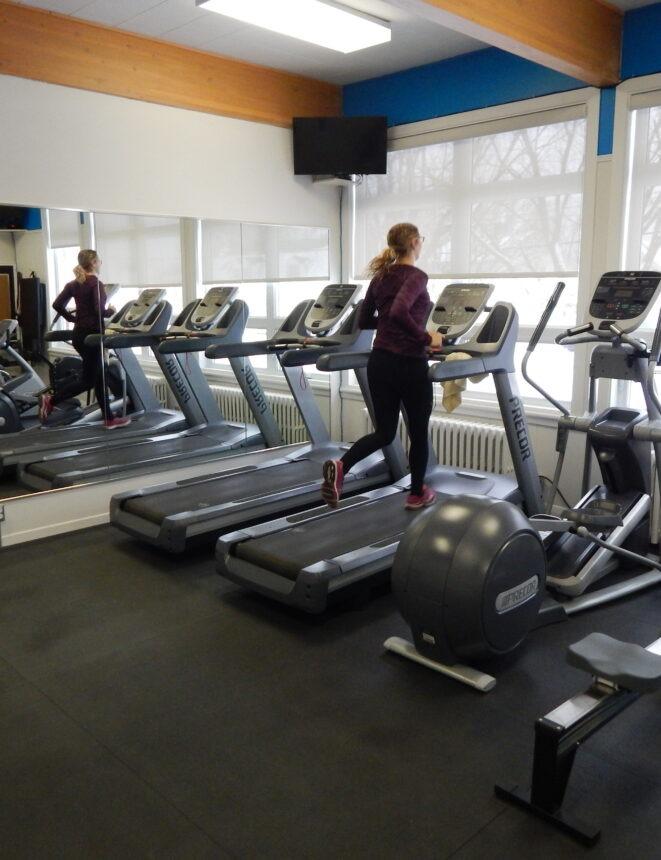 Laurierville_gym
